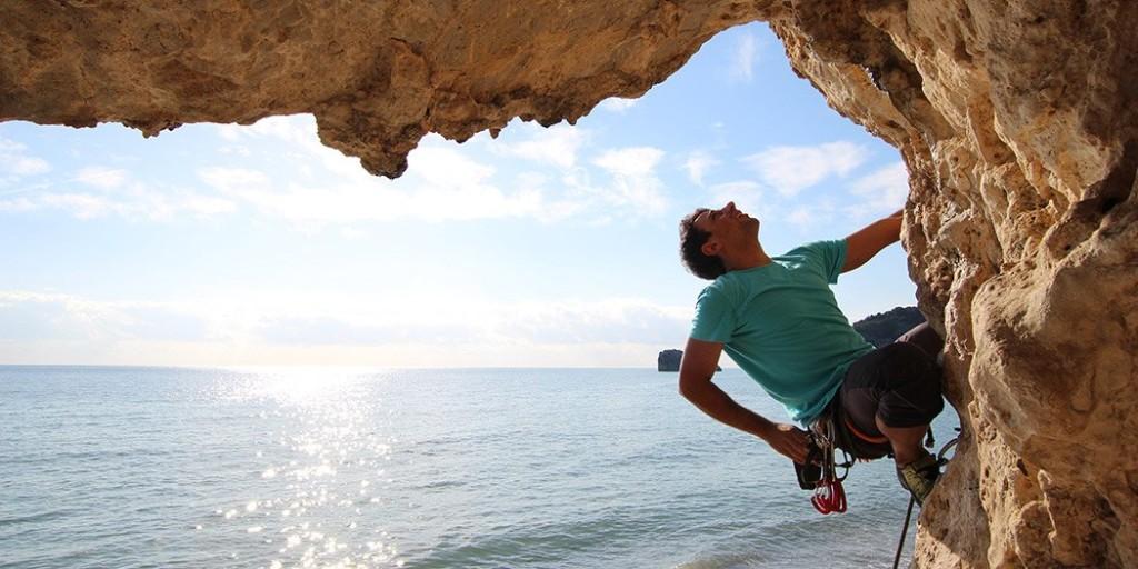 guida arrampicata climbing costiera amalfitana campania amalfi positano palinuro napoli sperlonga gaeta cilento