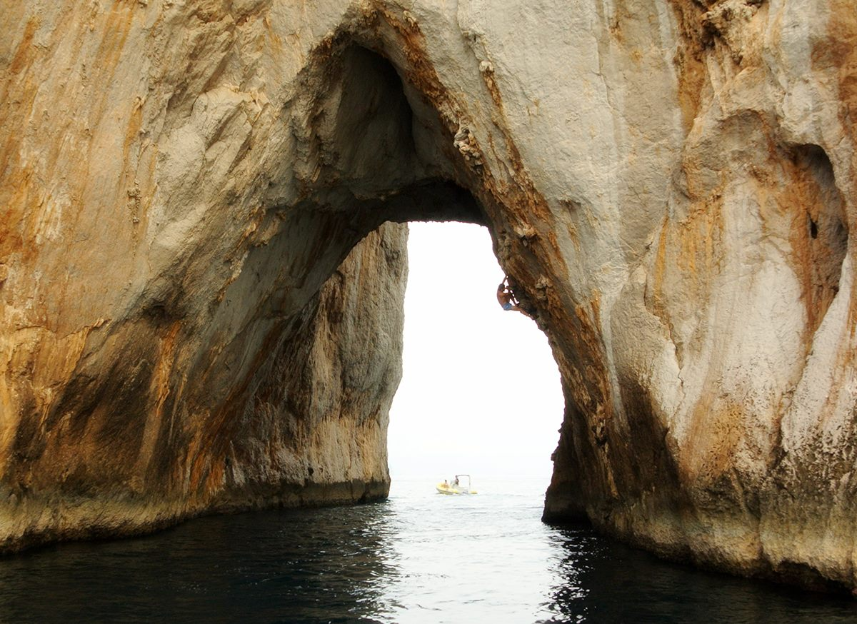 deep water all'arco dell'amore