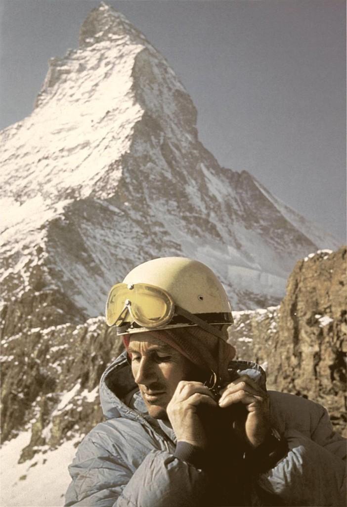 50 anni addio alpinismo Walter Bonatti - Addio-alpinismo-Cervino