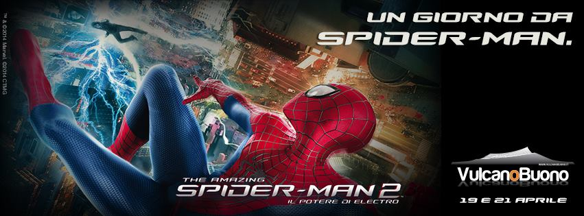 Climbing wall: The Amazing Spiderman 2