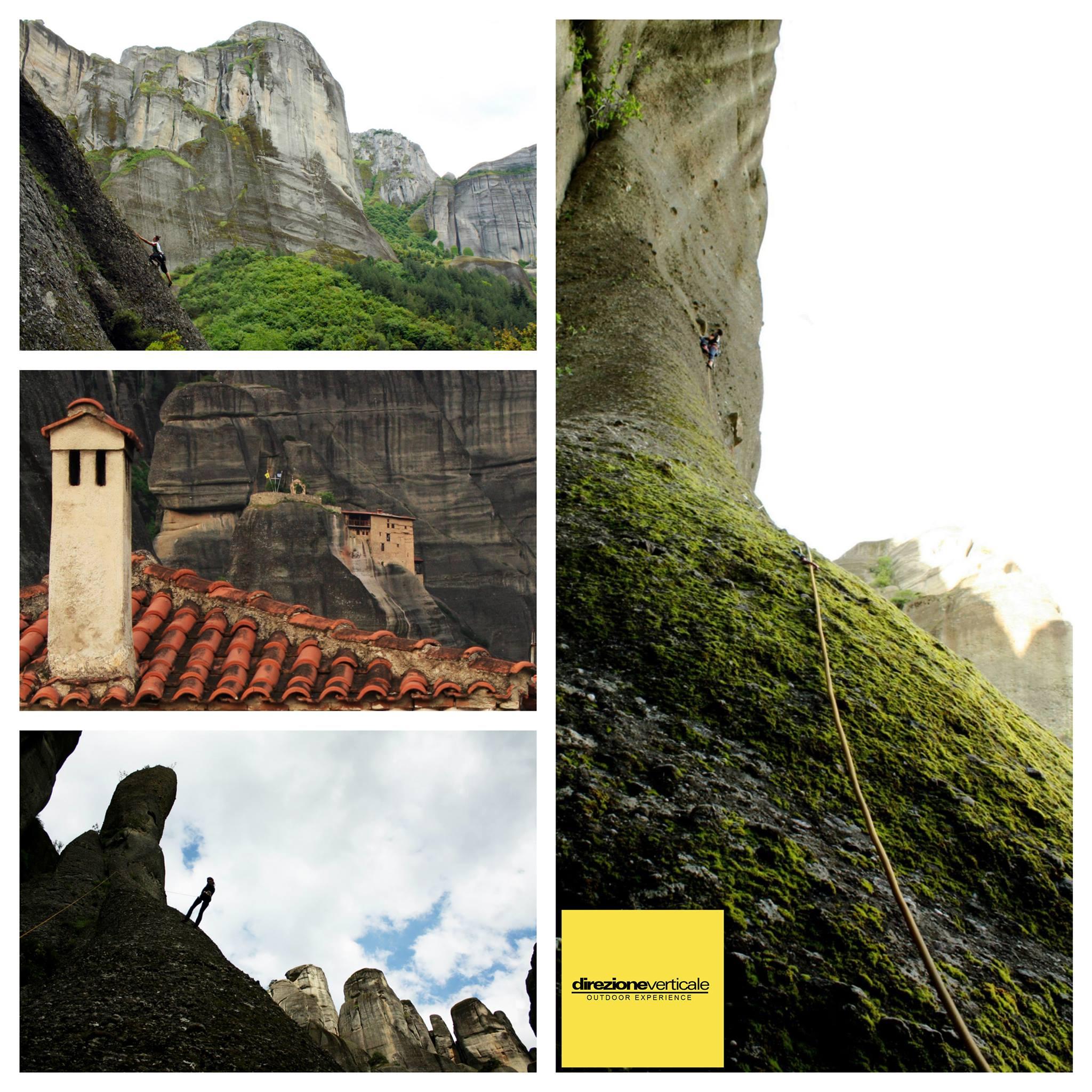 Climbing Greece 2014 (Μετέωρα-Αθήνα)