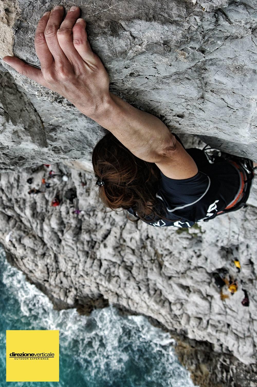 Nuove vie di arrampicata a Punta Campanella (Napoli