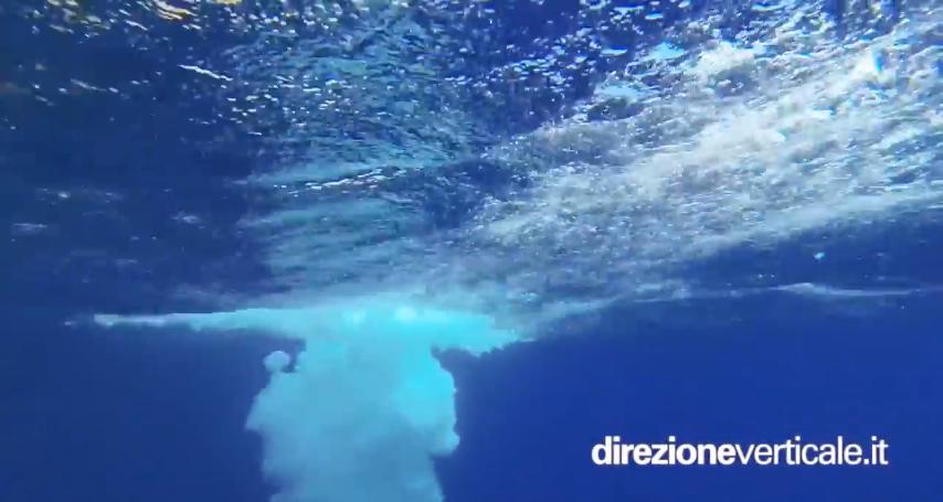 We ♡ Capri – Deep Water Solo