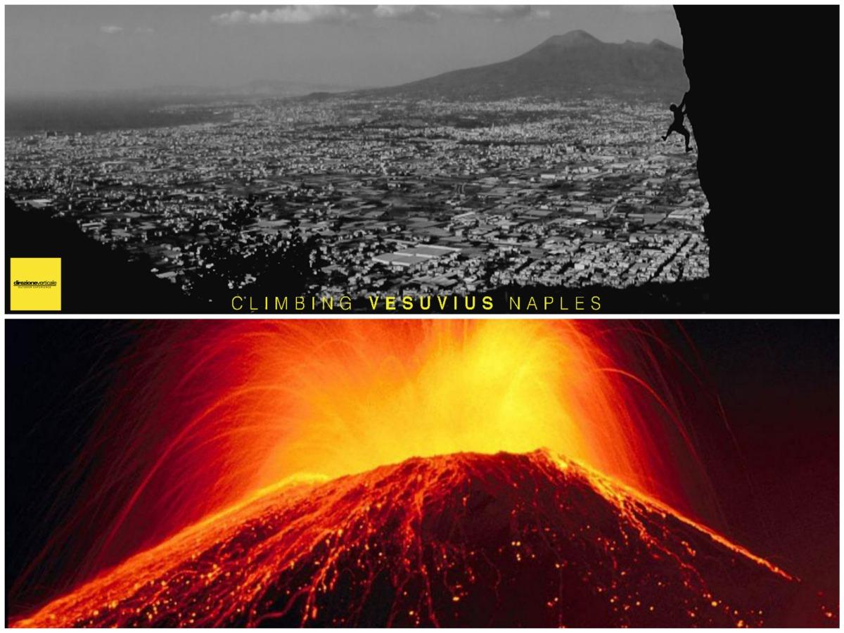 Climb Vesuvius Naples