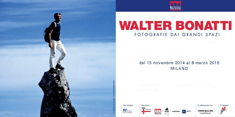 Walter Bonatti: mostra fotografica a Milano