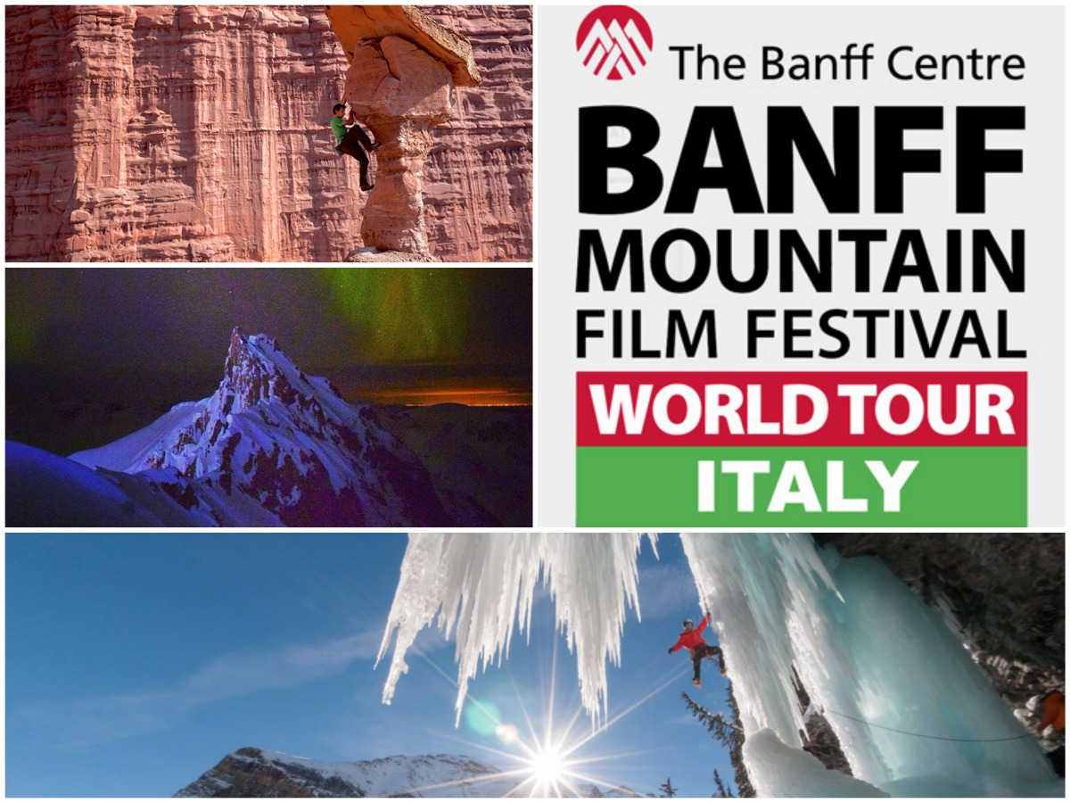 Banff Festival del Cinema di Montagna –  I trailer dei film in gara