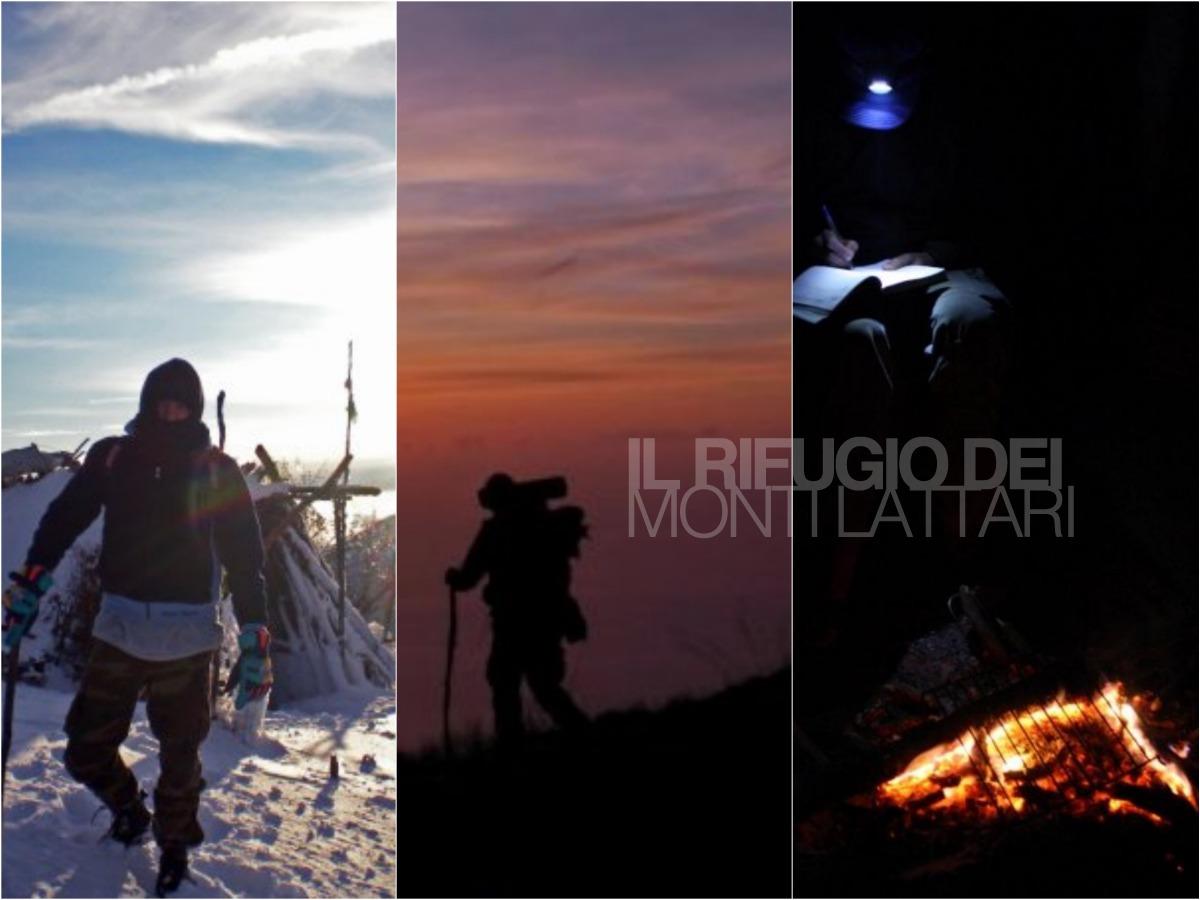 Il Rifugio sul Monte Cerreto – 1316 M di Monti Lattari