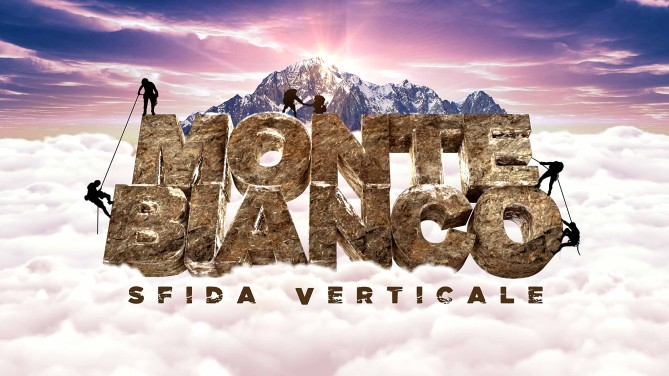 Mont Blanc: Vertical Challenge, on Rai 2