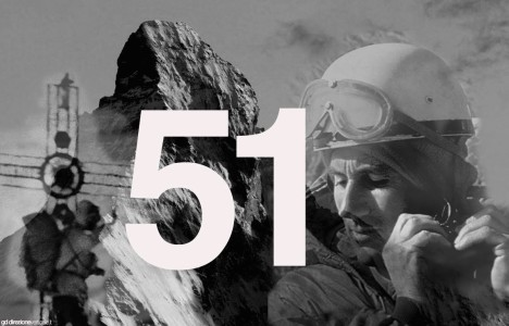 Walter Bonatti Addio alpinismo 51 Anniversario