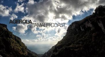 Canyon Orrido di Pino timelapse - Agerola Amalfi Coast