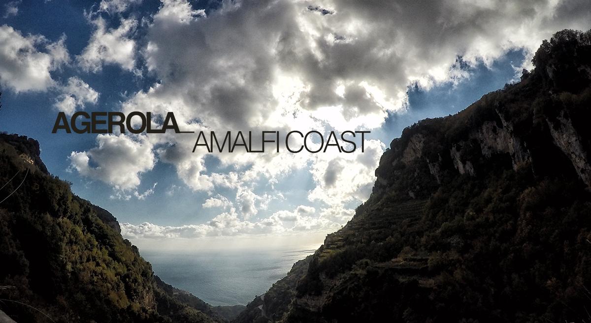 Canyon Orrido di Pino timelapse – Agerola Amalfi Coast