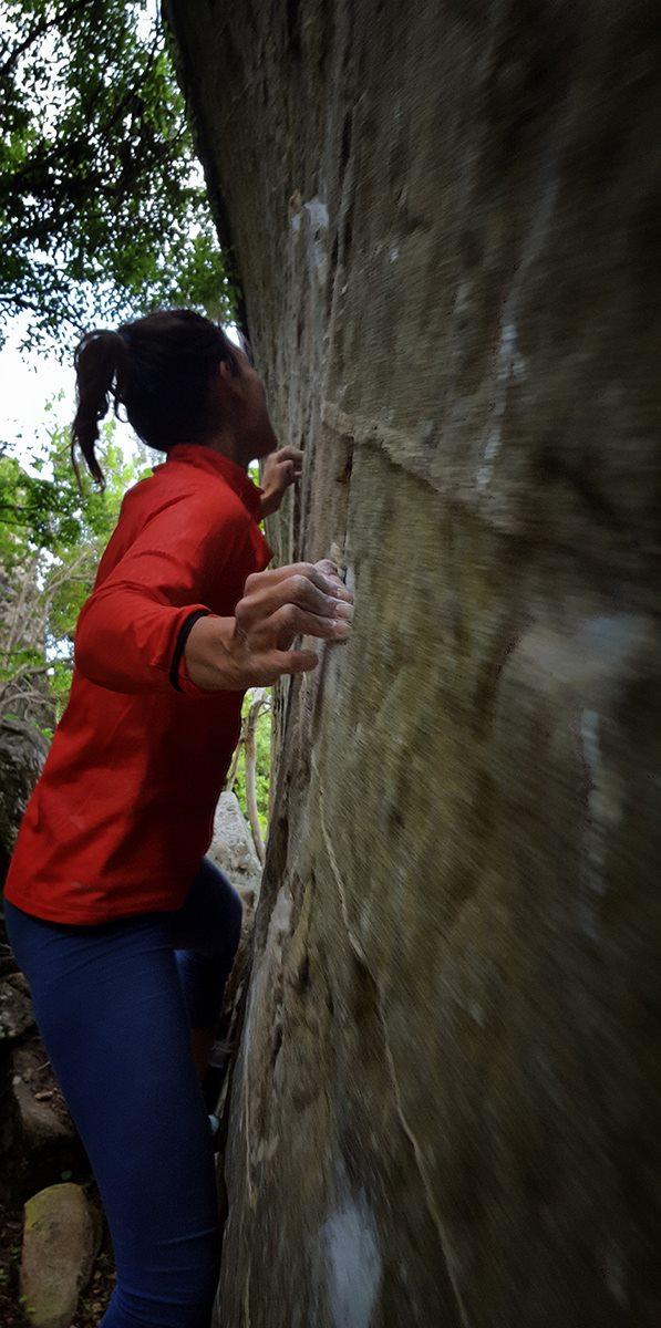tzunami 6c boulder pietradeltoro basilicata lucania