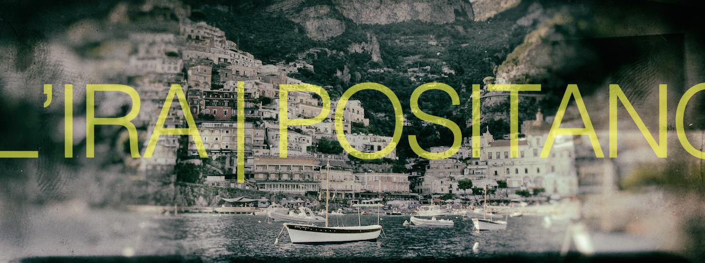 Stefano Perrone libera l'Ira Falesia dell' Inferno Positano Amalfi Coast