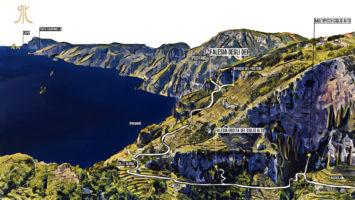 (Italiano) climbing retreat sentiero degli dei - path of the gods @ sheperd huts oct 21