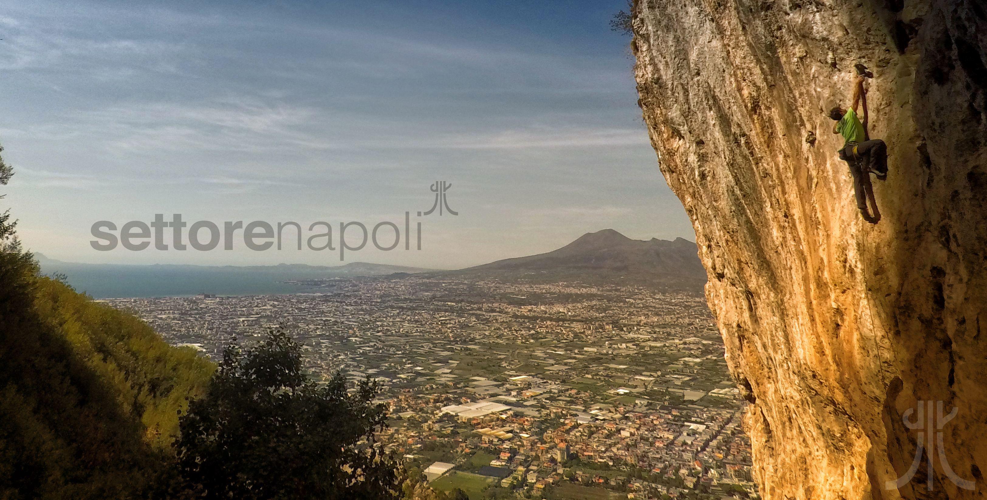 climbing napoli arrampicata napoli vesuvio vesuvius vulcano escalada escalade