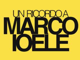 (Italiano) un Ricordo a Marco Ioele, Arrampicatore Libero