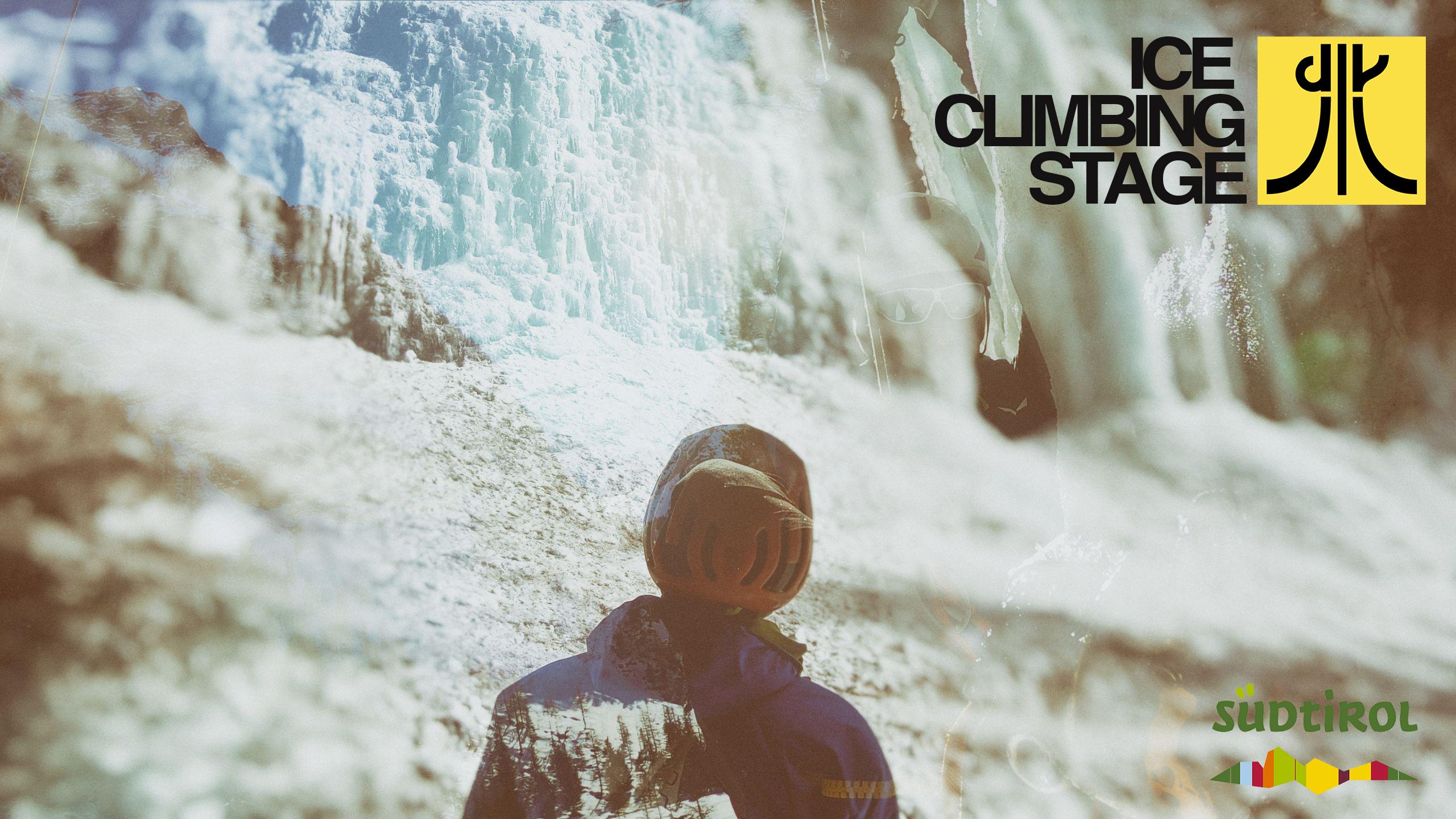 (Italiano) ice climbing stage direzione verticale | dolomiti 2020