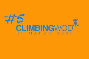 (Italiano) W.O.D. venerdi 31 marzo 2020 – allenamento in casa per l'arrampicata