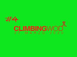 (Italiano) W.O.D. venerdi 27 marzo 2020 – allenamento in casa per l'arrampicata