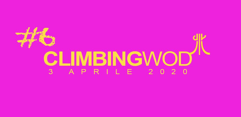 (Italiano) W.O.D. venerdi 3 Aprile 2020 – allenamento in casa per l'arrampicata