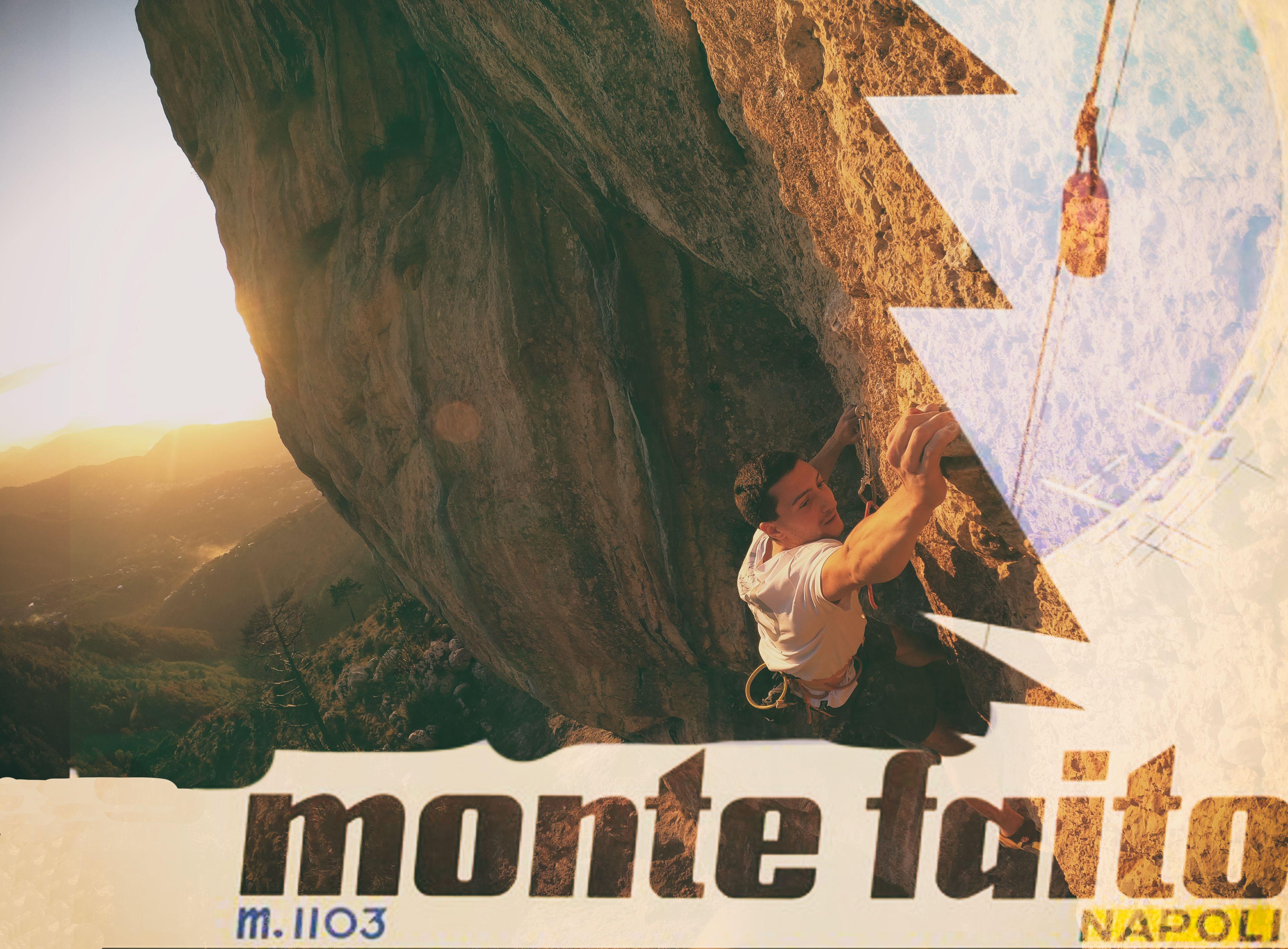 un nuovo futuro di alta difficoltà: Il punto su Falesia Monte Faito