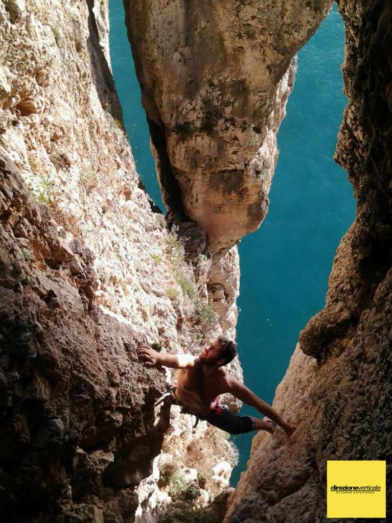 Beatrice vie arrampicata